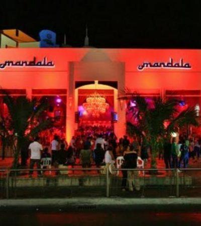 Denuncian violación a una turista en plena Zona Hotelera de Cancún, afuera de la discoteca 'Mándala'