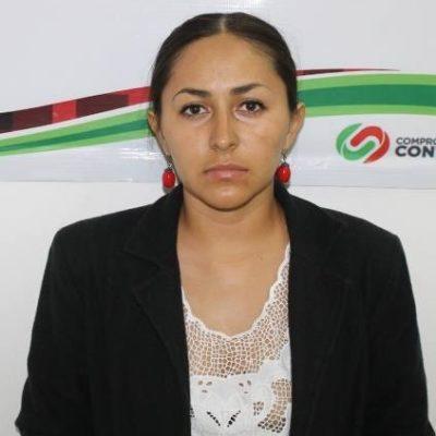 Liberan a ex empleada de C-4 relacionada con el robo de joyería en Cozumel