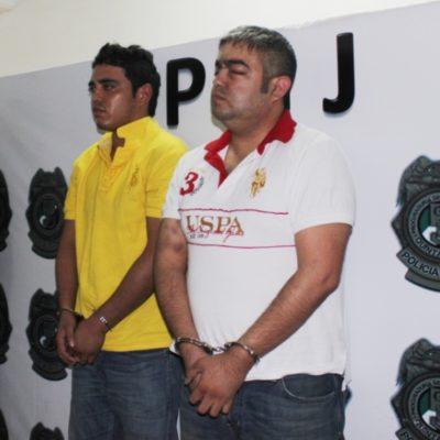 Consignan a presuntos autores de la matanza de taxistas en 'La Sirenita'