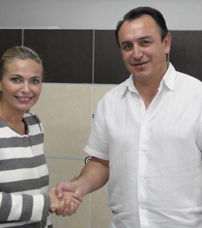 Designa Gobernador a Tirso Juan Ordaz Coral como nuevo Rector de la Unicaribe
