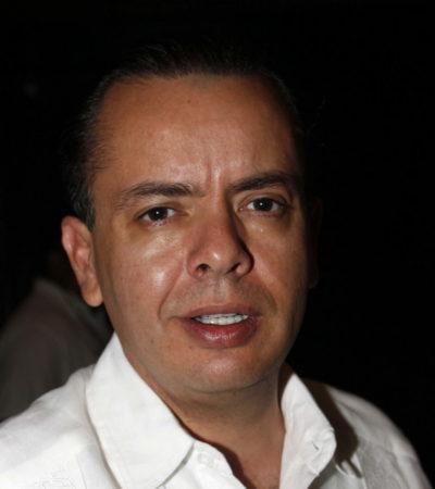 Cae en 'El Torito' Juan Pablo Mirabent, presidente del AMPI, y cumple 36 horas de arresto