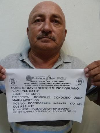 Indignación, impotencia y coraje por la liberación de pederasta en la Zona Maya de QR