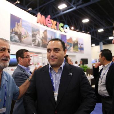 Sorprende balacera a Gobernador… de viaje en Miami