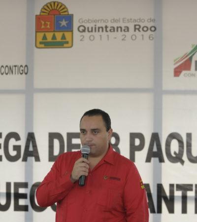 """Critica Borge seguridad en Cancún y dice: """"Yo me voy a hacer cargo…"""""""