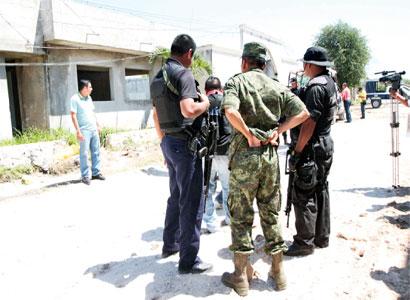 Encuentran a hombre ejecutado en la Región 242; fue torturado