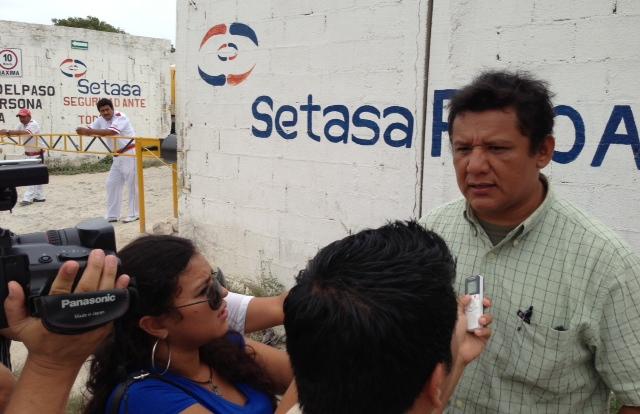 Exigen trabajadores despedidos de Setasa en Cancún se les liquide conforme a la ley