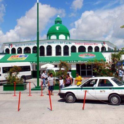 Pretenden taxistas aumento de 20% a la tarifa, tanto en Cancún como en Chetumal