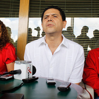 Anticipa Greg Sánchez que podría postularse a la Alcaldía de Cancún por el PT