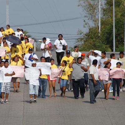 Con boletinazos, culpa Gobierno y el propio Borge al PRD del bloqueo a Zona Hotelera