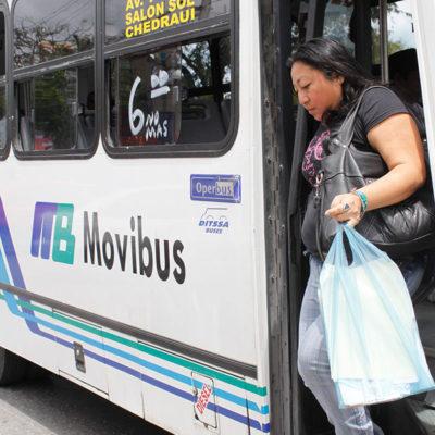 Exhiben confabulación de Autocar y Turicún en el aumento de tarifas del transporte en Cancún