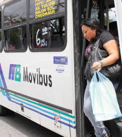 Plantean sistema de Metrobús para Cancún; buscan financiamiento de 60 mdp