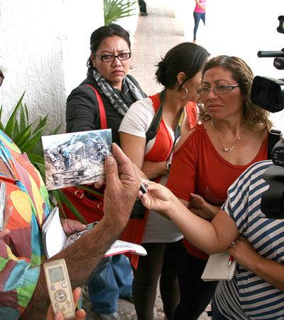 Denuncia 'Pepe Tigre' desaparición de un tigre y un jaguar de predio en disputa