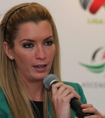 ¡NO LE AVISARON A GABRIELA!: Se pronuncia la diputada Medrano contra la gratuidad de los boletos en los estadios de futbol… un día después de que Borge promovió la entrada gratuita para ver perder al Atlante