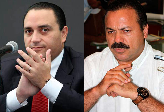 POLITIZAN NARCOVIOLENCIA EN CANCÚN: Usa Gobernador Borge a ejecutados para arremeter contra el Alcalde Julián Ricalde; enviará a 150 policías, dice