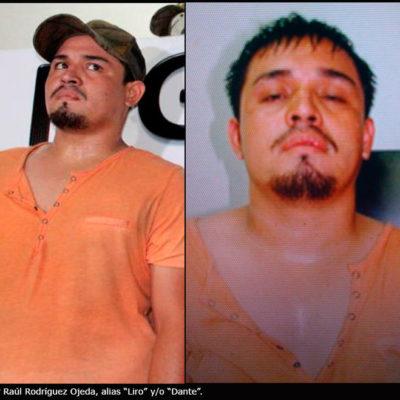 Por ejecuciones en la Región 95, giran nuevas órdenes de aprehensión contra 'El Dante' y otros sicarios en Cancún