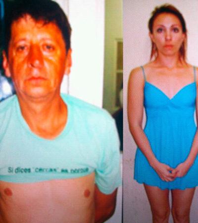 CAEN MÁS NARCOS EN CANCÚN: Tras detención de 'El Dante', capturan a otros 4 integrantes del Cártel del Golfo y buscan a mas sicarios