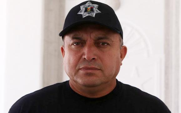 Ventilan 'historial negro' de Martín Estrada, el nuevo jefe de la policía de Borge enviado a Cancún