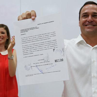 Tras 'absolución' del Teqroo por propaganda encubierta, renuncia Paul Carrillo al PRI y va por la candidatura a la Alcaldía de BJ