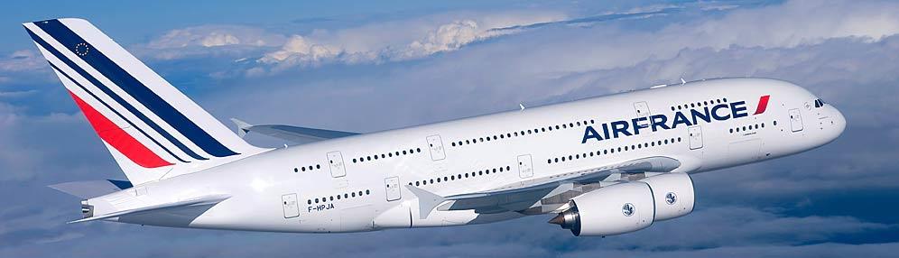 Anuncia Air France quinto vuelo Cancún-París para el invierno