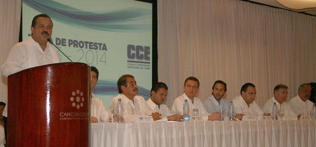 Respaldan líderes empresariales al Alcalde Julián Ricalde por negativa de permisos al 'Dragon Mart'