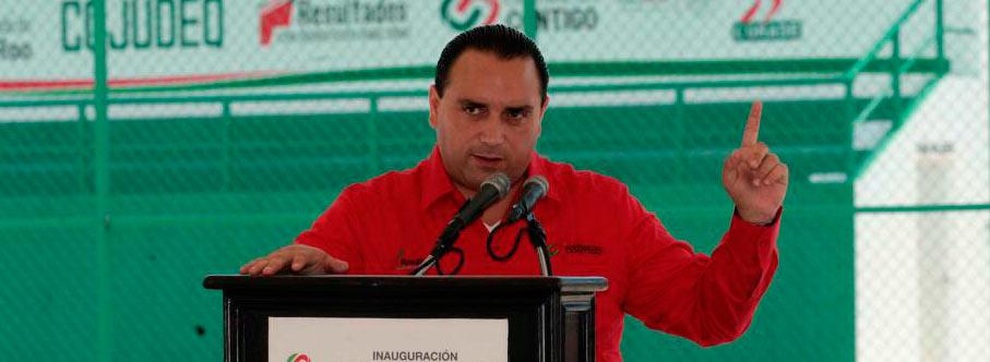En marcha, operación de Borge en QR para 'importar' votantes priistas para la elección del 7 de julio, acusan PRD y PAN
