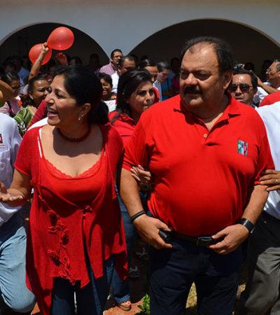Se registran candidatos priistas a 10 Alcaldías