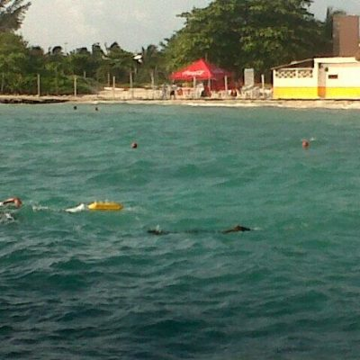 Aparece ileso hombre reportado extraviado en el mar de playa Tortugas