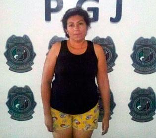 Detienen a mujer con 168 dosis de droga en Cancún