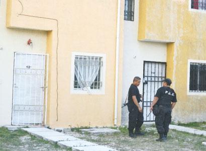 Asesinan a homosexual en el fraccionamiento Tierra Maya de la Región 105 de Cancún