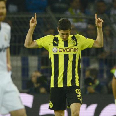 CHAMPIONS LEAGUE: Otro equipo alemán, el Borussia, hace papilla al Real Madrid