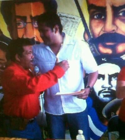 REGISTRA PT A PRECANDIDATOS: Alex Luna, yerno de Greg, se apunta a la Alcaldía por Cancún; Eliseo Bahena va por FCP e Ismael Sauceda iría por Solidaridad