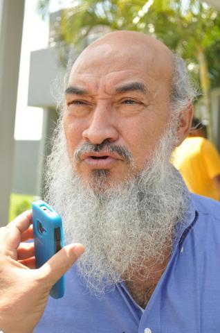 Ventilan los 'trapitos' de Luis Ortiz Cardín, aspirante a candidatura ciudadana en Chetumal