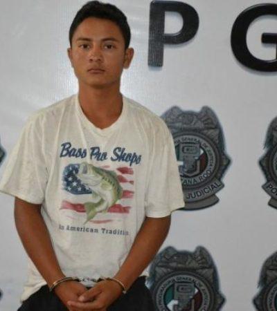Los celos detonaron el crimen de homosexual en Tierra Maya