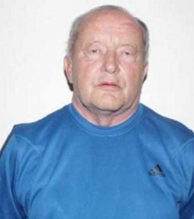 Trasladan a QR a pederasta alemán detenido en Tlaxcala