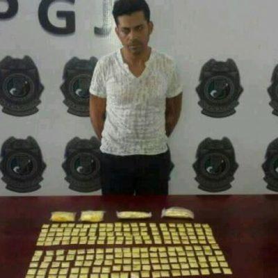 Liberan al presunto sicario 'El Vaquero' y lo recapturan 5 horas después cargado de droga