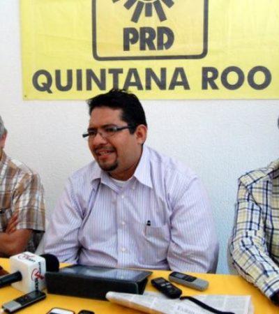 """""""En automático"""", ya están expulsados del PRD Greg Sanchez y camarilla, confirman"""