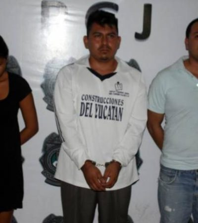 CAPTURAN A SICARIOS DEL CDG: Caen 'El Cubo' y el 'Shakira' cargados de droga en Tierra Maya