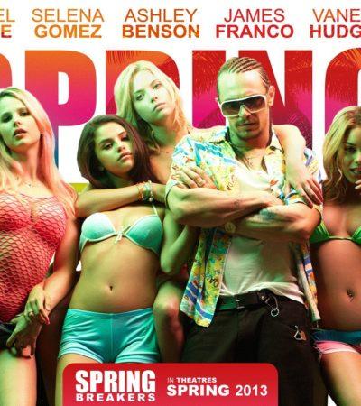 Traerán a las 'springbreakers' de Hollywood para el Riviera Maya Film Festival