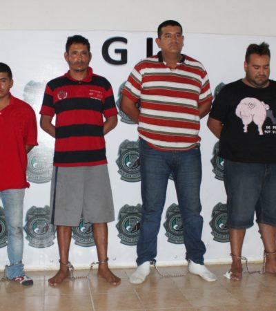 VERSIÓN OFICIAL: Que secuestradores del Cártel del Milenio sólo estaban de vacaciones en Cancún