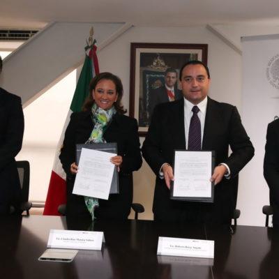 Reasigna Sectur 70 mdp a QR para obras de infraestructura turística