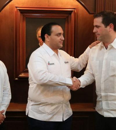 Sale Mauricio Góngora de Secretaría de Hacienda y Borge hace ajustes al Gabinete