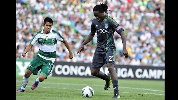 Avanza Santos a la final de la 'Concachampions'
