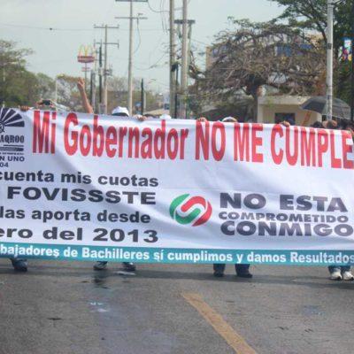 Suspenden desfiles del 1 de mayo en Cancún e Isla Mujeres… y Gobernador autoriza 'puentazo'