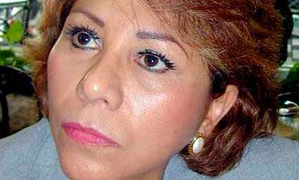 Roban en vivienda de María Rubio, ex esposa de ex Gobernador Joaquín Hendricks Díaz
