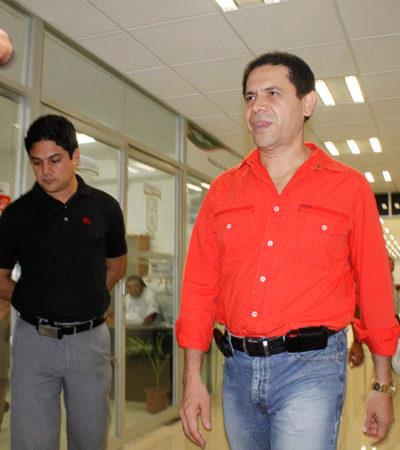 """Acude Greg Sánchez a la PGJ por """"asuntos"""" de sus empresas, dice"""