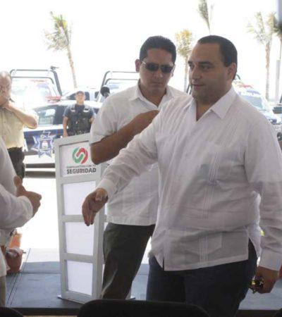 Denuncia amenazas el abogado que solicitó juicio político contra Borge y 5 magistrados; amaga con crucificarse