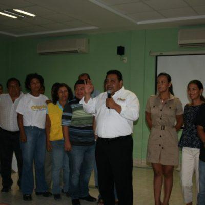Inician capacitación de ciudadanos en Playa para proteger el voto