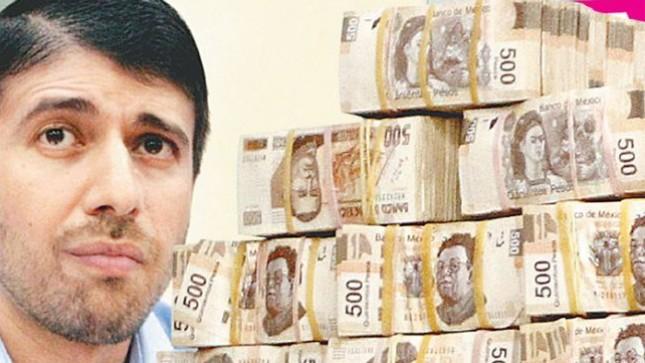 SAQUEO EN TABASCO: Dice ex tesorero de Granier que los millones no son suyos, que todo es un montaje