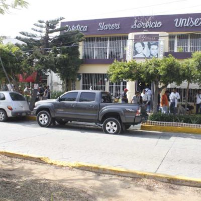 Ejecutan a balazos en la céntrica Avenida Sunyaxchén de Cancún a un ingeniero que trabajaba en obras de ampliación de la Unicaribe