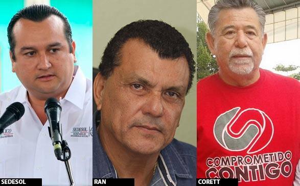 Ponen bajo la lupa a 3 delegados federales por desvío de recursos y coacción del voto para favorecer al PRI en QR